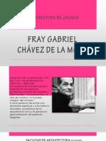 Fray Gabriel Chávez de la Mora