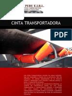 Brochure Fajas Transportadoras