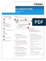 Putnam Optimizing Your LinkedIn Profile