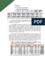 Estadistica Pecuaria Por Rubro-Plan Agricola