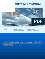 TRANSPORTE MULTIMODAL DE PANAMA