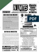 Sin Límites - Julio 2012