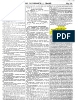 Declaración de Guerra. Senado Congressional Globe, 29th Congress, 1st Session