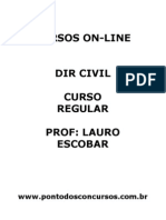 Dir Civil Curso Regular