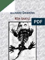 Richard Dawkins - Kör Saatçi