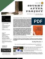 Wooten Newsletter Summer 2012