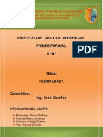 proyecty calculo