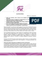 Informe Alianza Civica