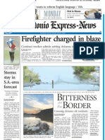 Express-News 2002 Flooding Coverage