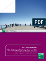BNP Paribas. the Challenge of OTC Derivarives Clearing