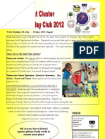 Summers HolidayClubflyer MS Version 2 July