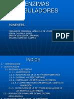 Clase 11 - Enzimas Reguladoras