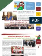 Edición N° 10 Boletín Institucional Cafeteando Ando - Julio 2012