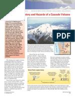Glacier Peak Fact Sheet