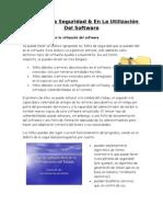 Fallos en La Seguridad & en La Utilizacion Del Software
