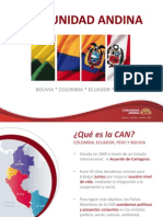 Agenda Ambiental Andina - CAN