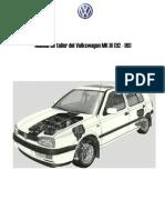 Manual de Taller VW Golf MK III