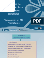 Vacunacion Prematuros Unicef Final