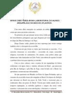 Enredo 2013 - União da Vila do IAPI