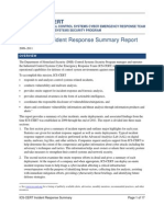 ICS-CERT Incident Response Summary Report 2009-2011