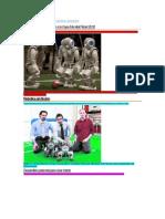 Avances Tecnologicos en La Robotica