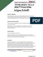 Metodologia de La Investigacion-Bullying Infantil en PDF