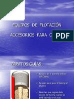 Accesorios para cementación