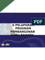 E-pelaporan Ppgb 2011