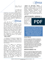 Qué es IFMSA