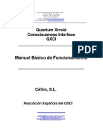 Quantum-manual de Funcionamiento