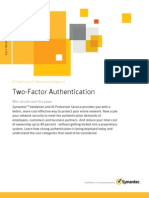 Whitepaper Twofactor Authentication