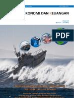 Tinjauan Ekonomi dan Keuangan edisi Juni 2012