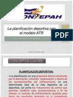 La Planificación Deportiva con el Modelo ATR