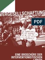 Vergesellschaftungs-Broschüre der Interventionistischen Linken (IL)