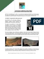 2009-04-12 MARS Andrew D Basiago Reptoid Predation Found on Mars