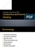 Conductive and Convective Heating