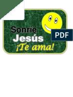 Sonrie Jesus