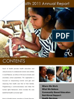 Roots of Health 2011 Annual Report