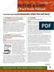 Smart Meter Fact Sheet
