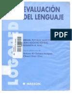 Evaluaci n Del Lenguaje - Miguel Puyuelo