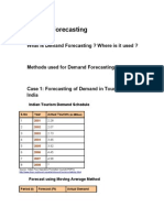 Copy of EMBA-Economics Assignment-Demand Forecasting