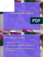 21 Anti Tubercular Agents