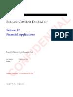 r12 Financials Rcd