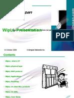 WipLL Presentation