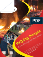 Firewalking Now Web Brochure 4 Page