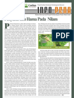 Budidaya Nilam Dan Hama Tanaman INFOPENA Edisi III - Oct 2011