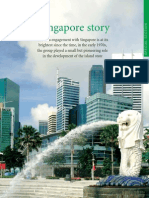 Special Section Singapore Story
