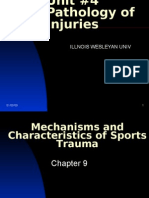 326-4 Pathology of Injuries