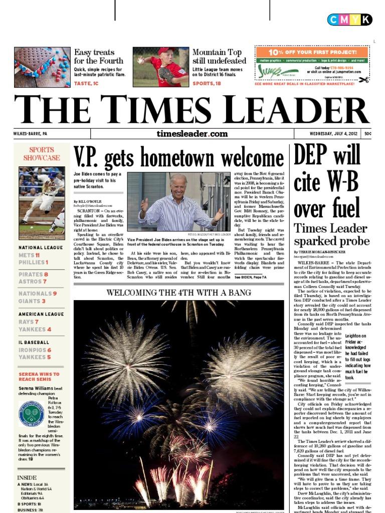 2a88173a702 Times Leader 07-04-2012