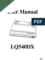 LQ540dx